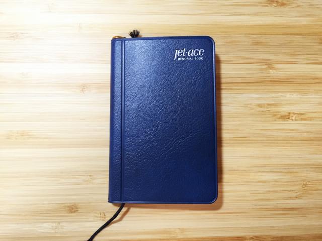名刺サイズのノート「jet-ace(ジェットエース)」はアイデアを取りこぼさない。