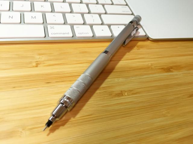 クルトガをローレットモデルに変えたら高級感だけでなく書き味も良くなって書くのが楽しくなった!