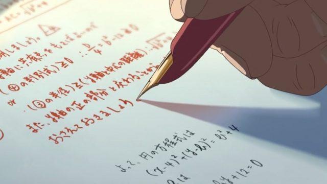 【素朴な疑問】「赤ペン先生」は添削に何のペンを使っているのか?