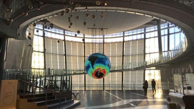 日本科学未来館のリニューアル後の常設展「未来逆算思考」の面白さに感銘!