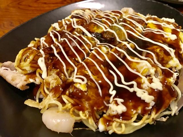 浜松で広島お好み焼きの店といったらTAIRA(タイラ)!本格的だがファミリーも入りやすい。