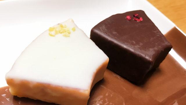 治一郎「小悪魔ショコラ」を食す。これは…確かに小悪魔かも?!
