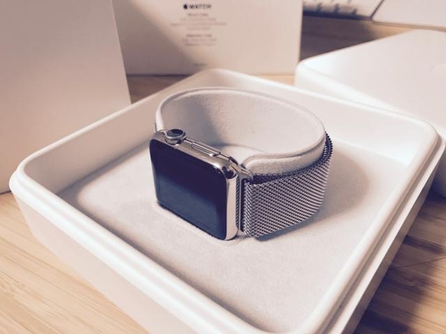 ありがとう、そしてさようなら、初代Apple Watch