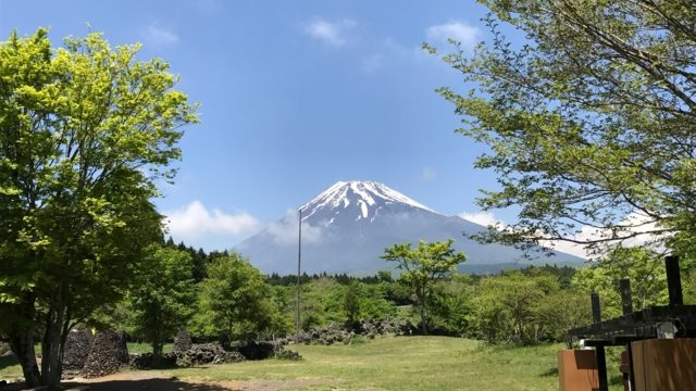 富士山こどもの国のとなりは、ものすごくシビアな大人の国でした