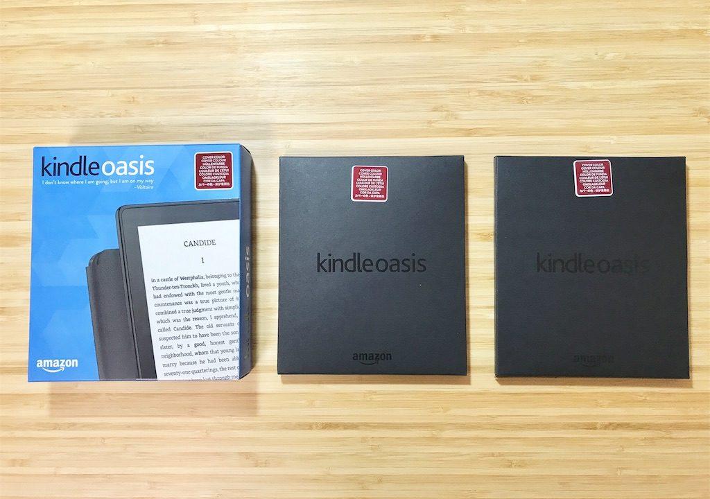 ありがとう、そしてさようなら、Kindle Oasis もうちょっとマシになったらまた会おう
