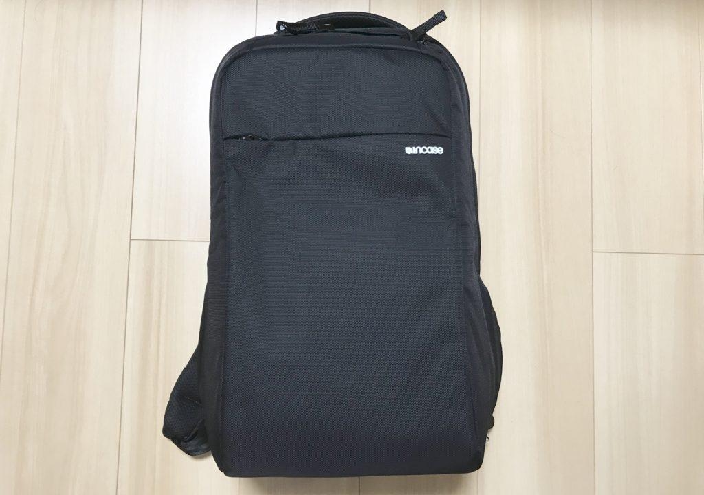 ビジネスリュックをIncaseから選ぶなら「City Collection Backpack」より「Icon Park Nylon」を推薦したい