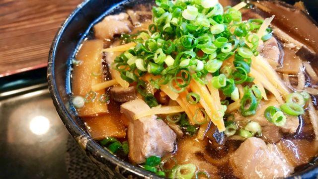 雄大な富士山の麓で生まれた「金太郎」の駿河流手打ちそば「御殿鶏そば」を食す