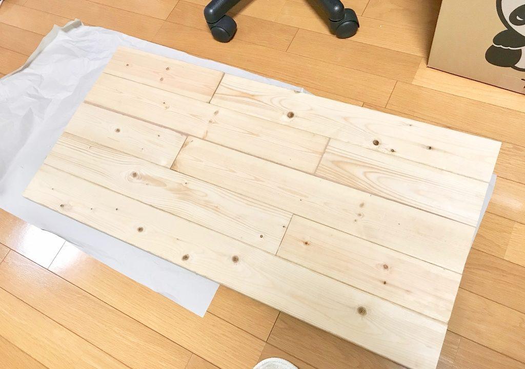 ダボ繋ぎミスってスキマができたら「木工パテ」で誤魔化せ!