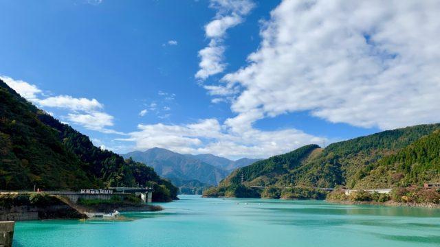 モンキー125とゆく旅 #11 宮ヶ瀬ダム・宮ヶ瀬湖(ダム湖百選)