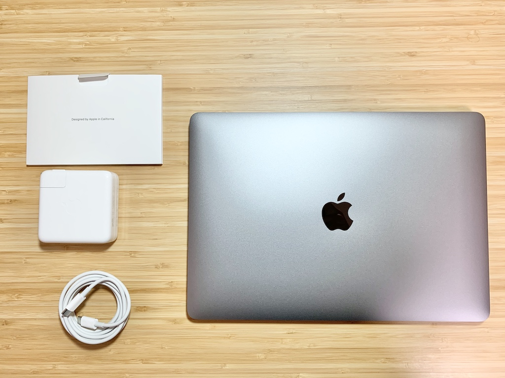 MacBook Pro内容物